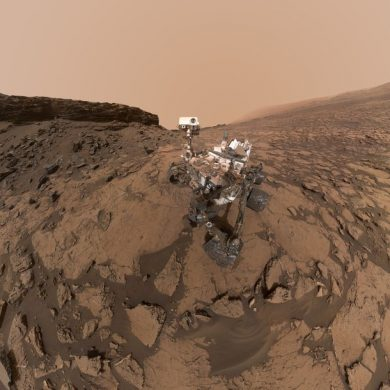 Public Lecture: Curiosity's Search for Ancient Habitable Environments at Gale Crater, Mars