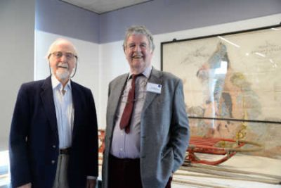 David Bell and Kent Brooks in 2016