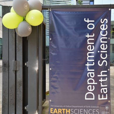 Oxford Earth Sciences Welcomes New Professors