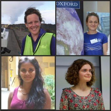 Oxford Earth Scientists celebrate International Day of Women & Girls in Science