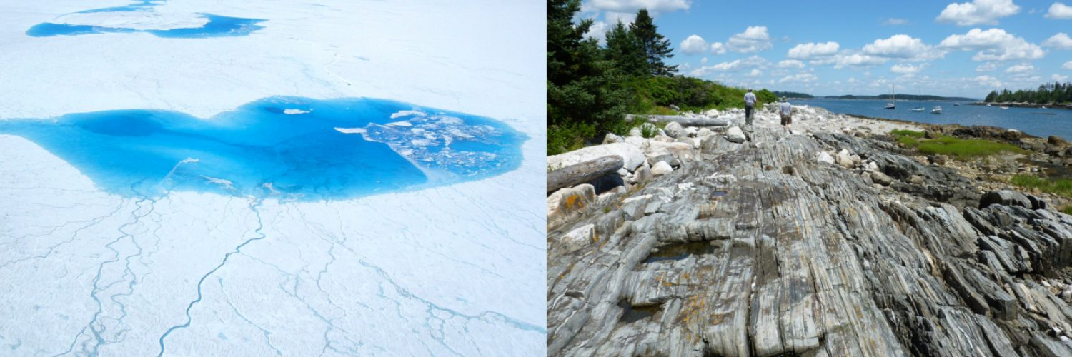 Reducing the Earth to Simple Physical Models: From Ice Sheets to Earthquakes