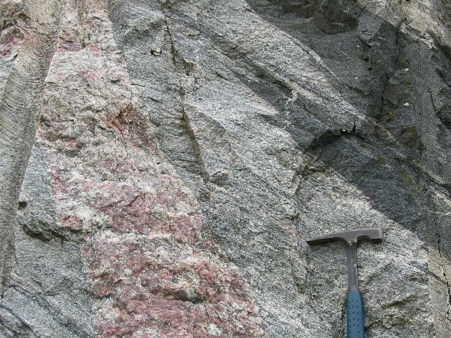granite and gneiss relationship quiz